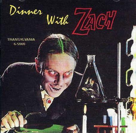 Dinner With Zach