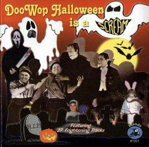 Doo-Wop Halloween Is A Scream - Front