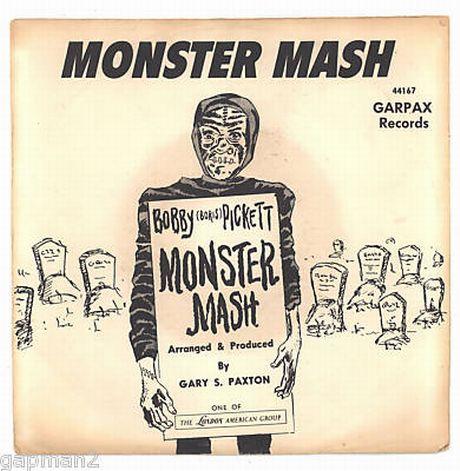Monster Mash 1962
