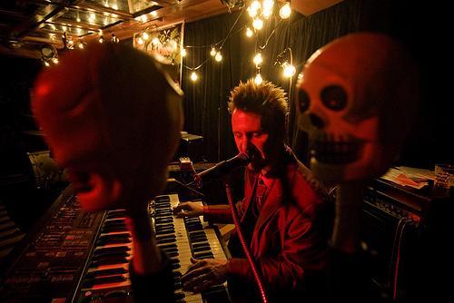 Voodoo+Organist