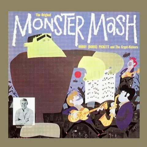 BOBBY PICKETT monstermashfront