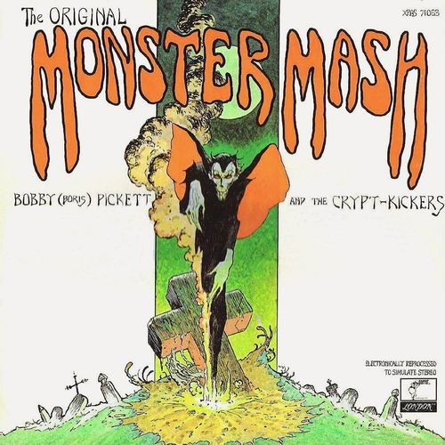 Bobby Pickett Monster MashFront