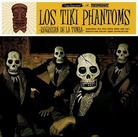 Los Tiki Phantoms Regresan De La Tumba