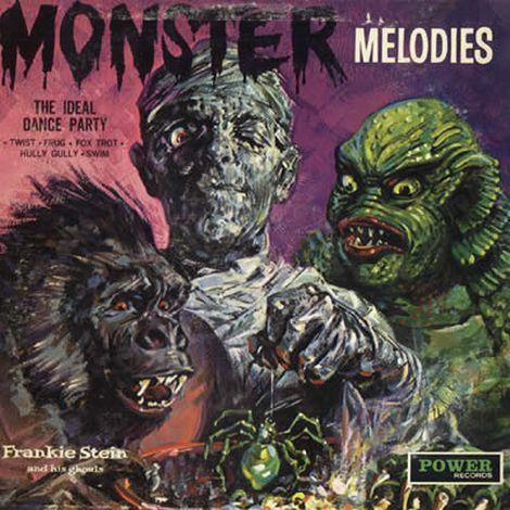 FrankieSteinAndHisGhouls Monster Melodies