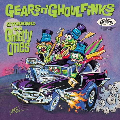 Ghastly Ones Gears N`Ghoulfinks