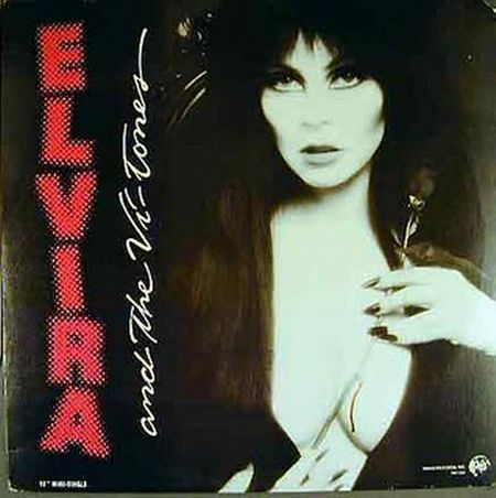 3-D TV - Elvira and the Vi-Tones