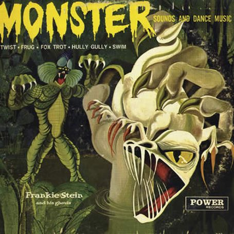 Frankie Stein Monster Sounds And Dance Music