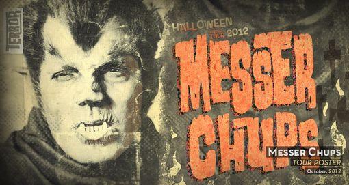 Messer-Chups tour poster