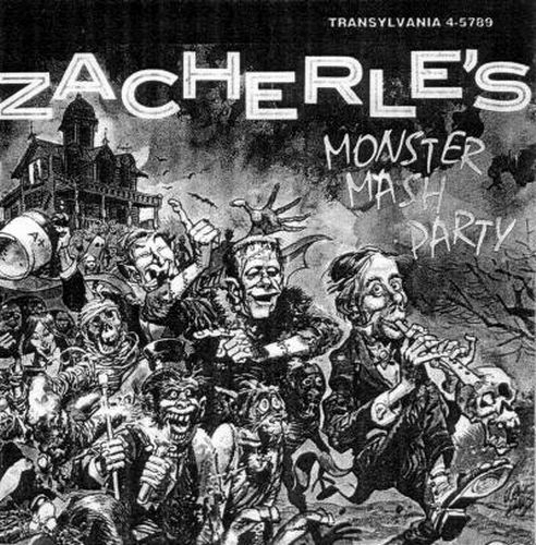 Zacherley's Monster Mash Party - (Front)