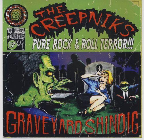the creepniks - graveyard shindig