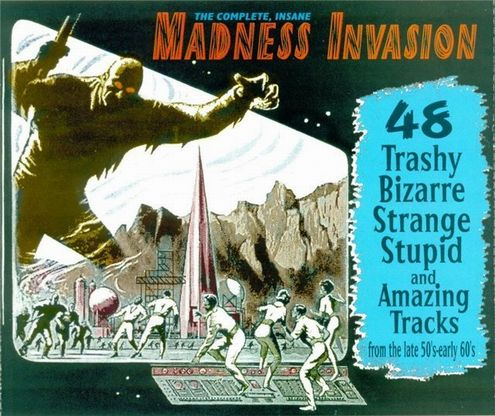 Madness Invasion