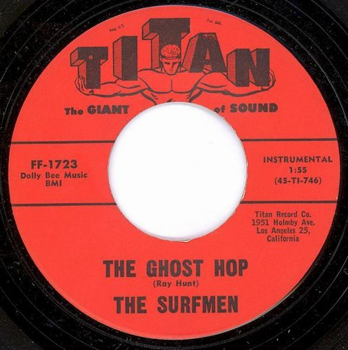 The Surfmen - The Ghost Hop