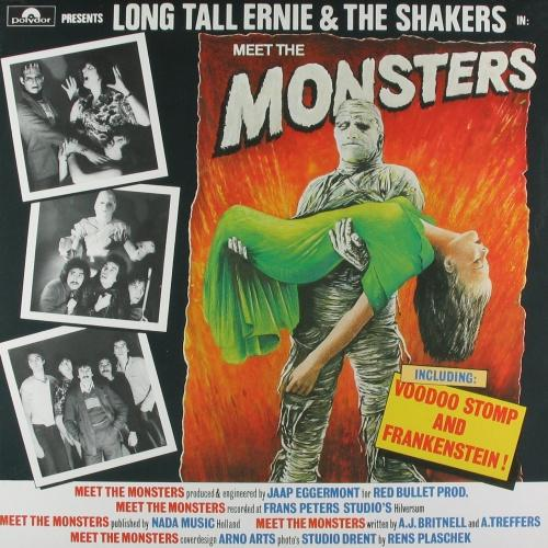 Long Tall Ernie & The ShakersMeet the Monsters