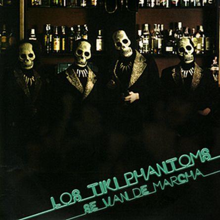 Los Tiki Phantoms 2008 Se Van De Marcha (Ep)