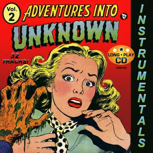 Adventures Into Unknown Instrumentals Disc 2