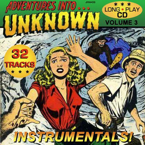 Adventures Into Unknown Instrumentals Disc 3