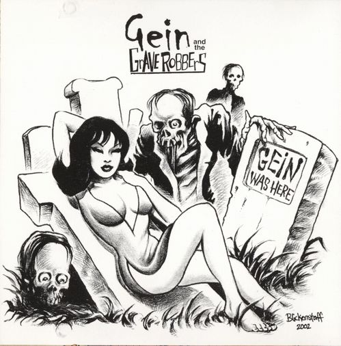Gein and Graverobbers - Songs In the Key of Evil