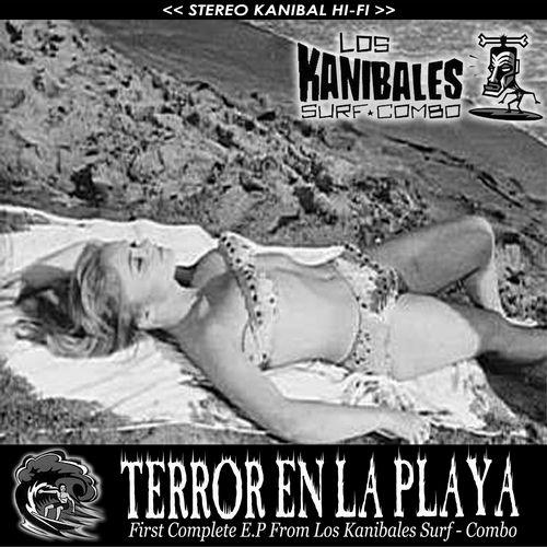 Los Kanibales Surf Combo - Terror