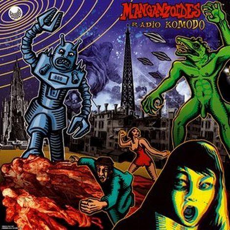 Manganzoides - Radio Komodo
