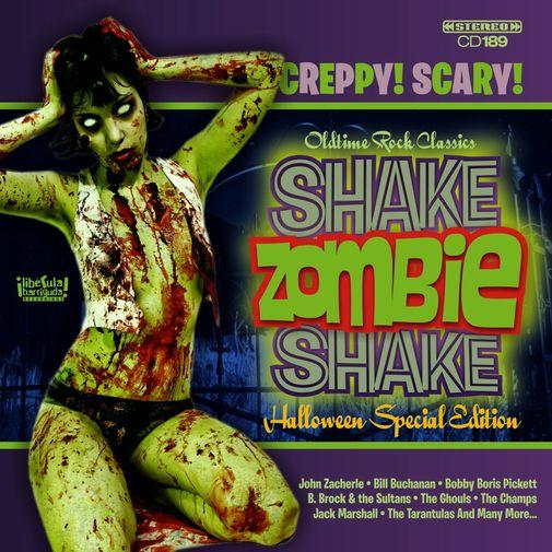 shake zombie shake