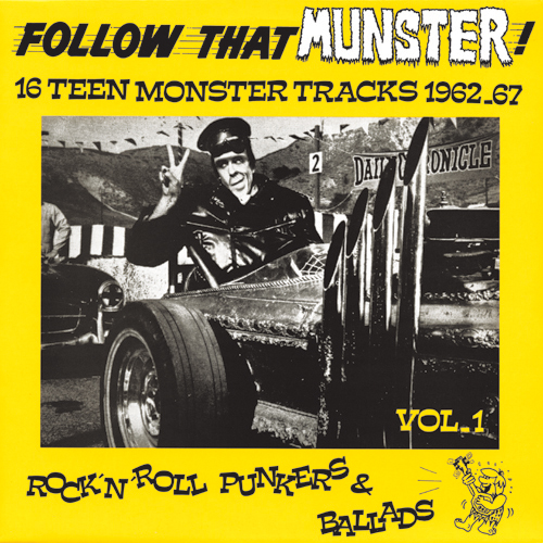 Follow That Munster - 1989 - Vol. 1