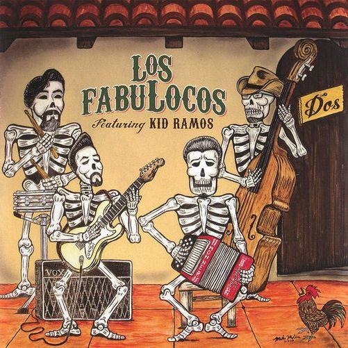 Los Fabulocos feat. Kid Ramos - Dos