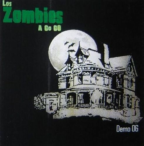 Los Zombies A Go Go - Horror Surf N Roll Demo
