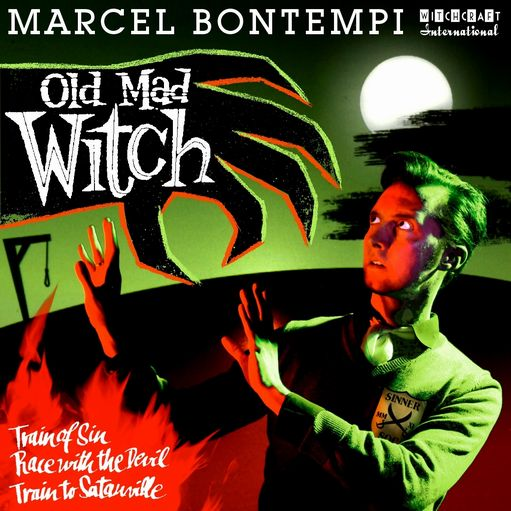Marcel Bontempi=Old Mad Witch=Front=2011