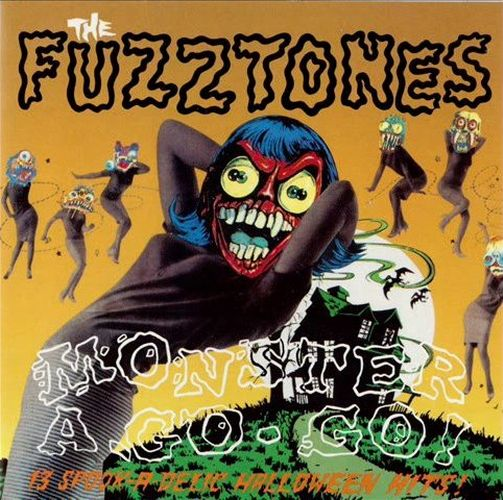 fuzztones monster a go-go