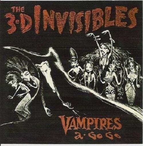 d Invisibles - 1988 - Vampires A-Go Go