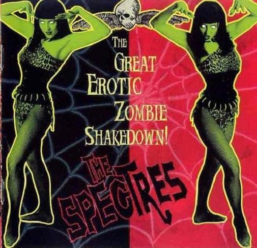 Spectres - The Great Erotic Zombie Shakedown!