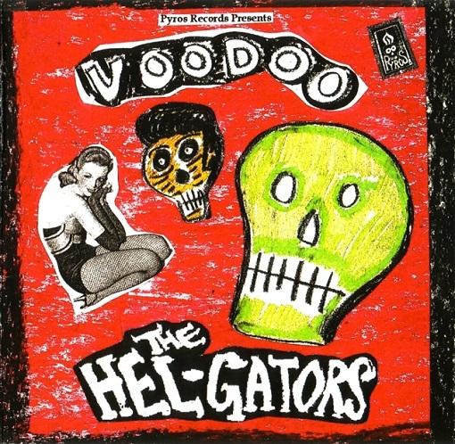 The Hel-Gators - Voodoo - front