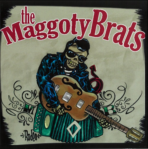 The Maggoty Brats - Rodeo - rodeo_cover_300