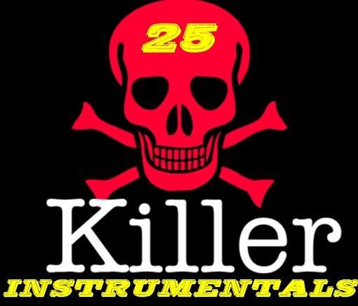 25 KILLER INSTRUMENTALS