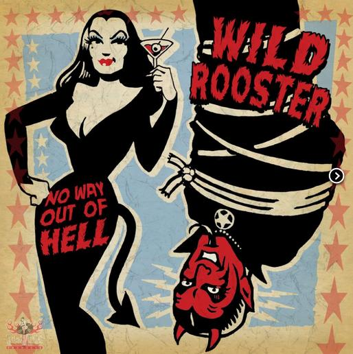 Wild Rooster=No way out of hell=front=2013