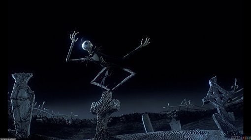 skeleton_in_the_cemetery_at_night_1920x1080